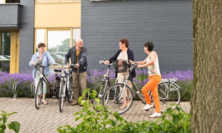 Hotel essenza fietsen