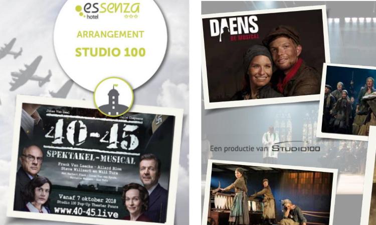 studio 100 small